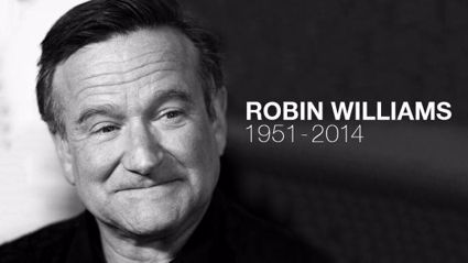 Robin Williams died two years ago today on August 11, 2014