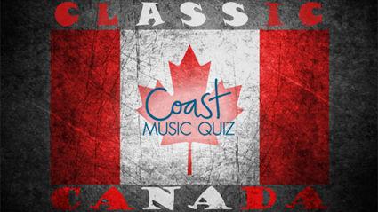 Classic Canada Music Quiz