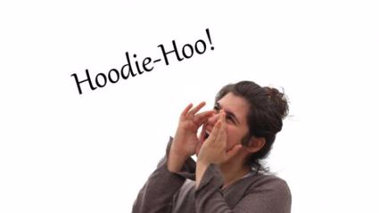 Apparently today was Southern Hemisphere Hoodie-Hoo Day