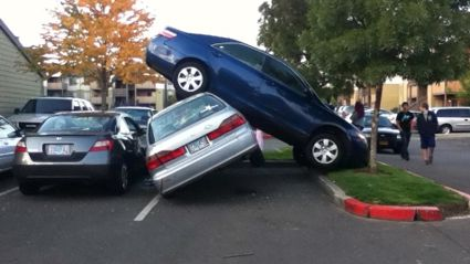 How To Parallel Park Properly