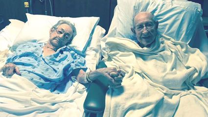 A Hospital Broke The Rules To Make Sure A Married Couple of 68 Years Wouldn't Be Separated