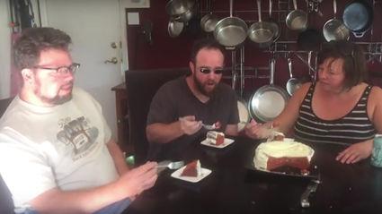 Bizarre Tomato Sauce Cake Recipe Goes Viral