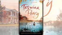 Stephanie Jones: Book Review - The House on Sunset Lake by Tasmina Perry