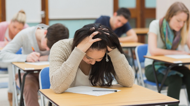 Test Yourself: The Maths Exam That's Left Students In Tears