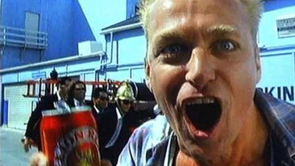 Michael Hurst's 1993 Beer Commercial