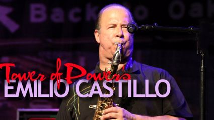 Emillio Castillo and Tower of Power