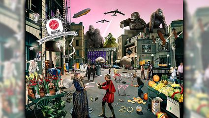 Mighty Optical Illusion: There Are 75 Bands In This ONE Picture, Can You Find Them All?