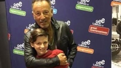 Best Excuse Ever? Bruce Springsteen Signs Absence Note For Schoolboy