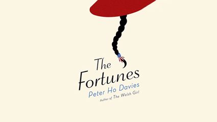 Stephanie Jones: Book Review - The Fortunes by Peter Ho Davies