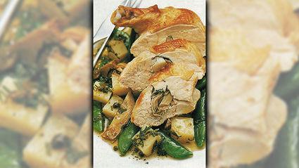 Allyson Gofton - Artichoke And Mozzarella Chicken