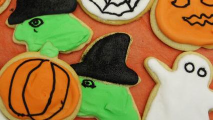 Nigella Lawson's Creepy Cookies Recipe