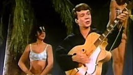 Bobby Vee: The Night Has A Thousand Eyes