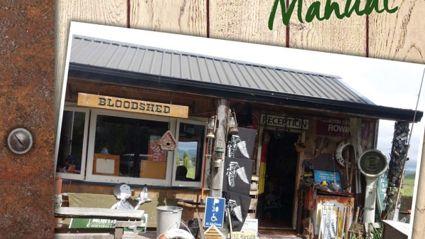The Kiwi Man Cave Manual