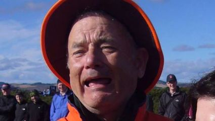 Tom Hanks Or Bill Murray? This Photo Is Confusing The Internet...