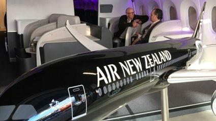 The Air New Zealand Wine Awards,Head Judge.