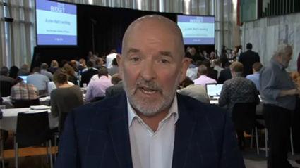 Political Reporter Barry Soper talks US Elections.