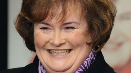Susan Boyle talks to Brian Kelly about her 7th Album.