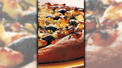 Allyson Gofton - Potato Bread Pizza
