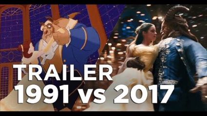 Beauty And The Beast: Animated Vs Live Action