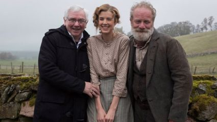 British Film Maker Terence Davies talks to Brian Kelly about Sunset Song.