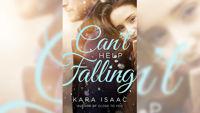 Stephanie Jones: Book Review - Can't Help Falling by Kara Isaac