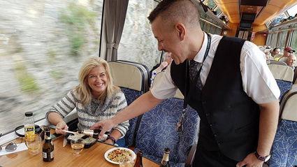 Take a Train with Lorna trip photos