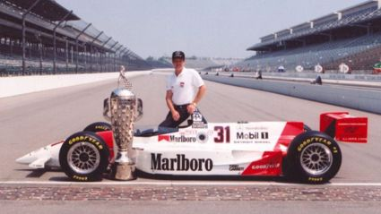 Motor Race legend Al Unser Jnr talks to Brian Kelly.