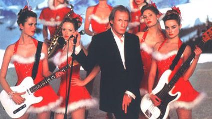 Billy Mack: Christmas Is All Around