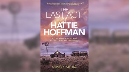 Stephanie Jones - Book Review: The Last Act of Hattie Hoffman by Mindy Mejia
