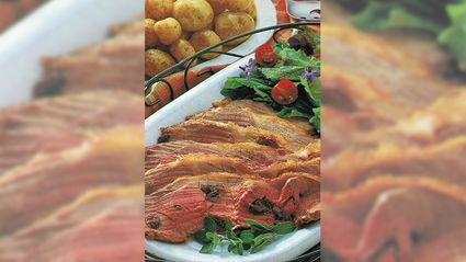 Allyson Gofton - Mediterranean Roast Lamb