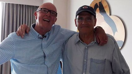 Brian sits down with James Taylor!