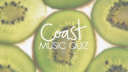 Coast's Kiwi Music Quiz