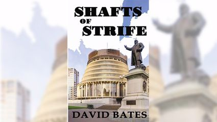 Stephanie Jones: Book Review - Shafts of Strife by David Bates