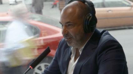 BK chats with Rick Hoffman