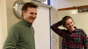 Behind-the-scenes photos of the Love Actually sequel