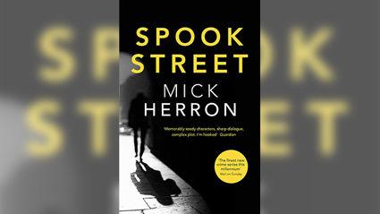 Stephanie Jones: Book Review - Spook Street by Mick Herron