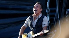 Bruce Springsteen's special tribute to Christchurch