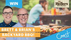 Win a backyard BBQ!