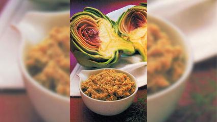 Allyson Gofton - Artichoke And Roast Garlic Paste