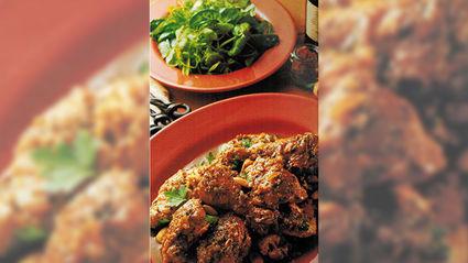 Allyson Gofton - Chicken With Almonds And Saffron