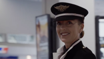 Air New Zealand's tribute to women