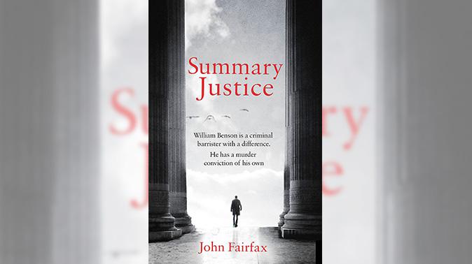 Stephanie Jones: Book Review - Summary Justice by John Fairfax