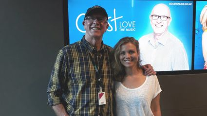 Australian Actress Bridie Carter chats with Brian Kelly