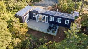 Kiwi woman's $150k dream home