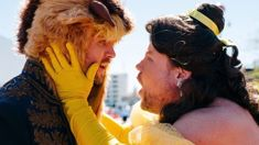 Corden's Beauty and the Beast
