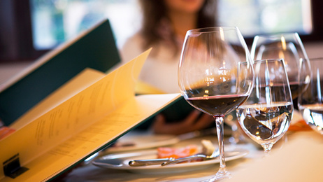 Why you should always choose the cheapest wine on a menu