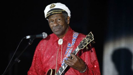 Chuck Berry's final album to be released this June