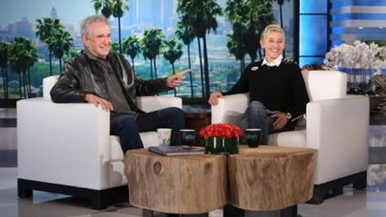 Warren Beatty tells about hitting on Ellen