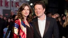 How Jamie Oliver stole his wife's heart