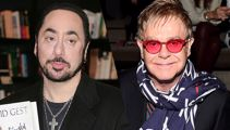 David Gest hired a hitman to kill Elton